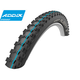 "SCHWALBE Fat Albert Rear Faltreifen 27,5"" Addix Speedgrip SnakeSkin TL-Easy"